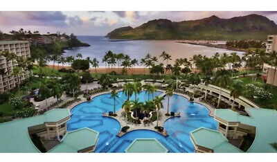 MARRIOTT'S KAUAI BEACH CLUB Dec 29-Jan 5 NEW YEAR'S 7nt Studio Rental • SAVE $$$