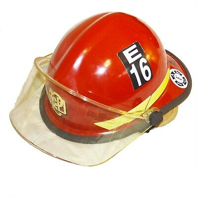 Bullard Firedome FX and PX Series Helmet Certified Red Phoenix A. Ethier 16