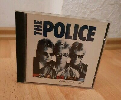 Greatest Hits von The Police (1992) - CD !