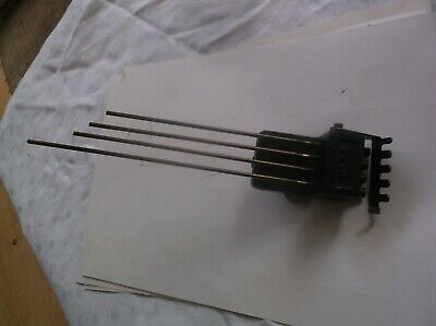 4 Fork Chimes  From An Old Smiths Mantle Clock   Ref Ivor 324