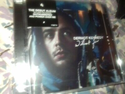 Dermot Kennedy - Without Fear - CD Album. New Unopened