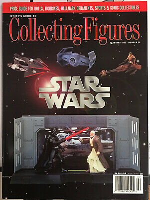 White's Guide To Collecting Figures Feb 1997 #26 Star Wars Rare Red Variant