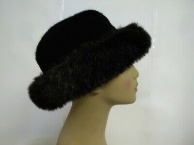 Vintage Ladies Hat From Dents