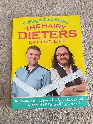 The Hairy Dieters Eat for Life: How to Love Food, Lose Weight weight loss book