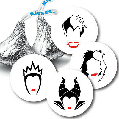 108 FERRARI LOGO PERSONALIZED HERSHEY KISS LABELS STICKERS BIRTHDAY PARTY FAVORS