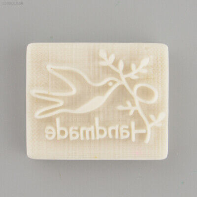 CF18 DIY Silicon Soap Mould Stamp