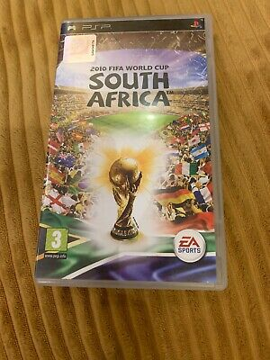 2010 FIFA World Cup South Africa (Sony PSP, 2010) - Sony Playstation Portable