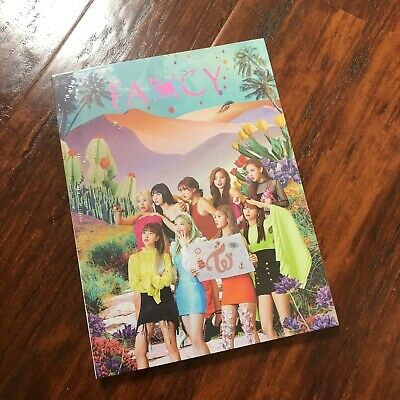 TWICE FANCY YOU 7th Mini Album CD PhotoCard PhotoBook Pre-Order Gift US SELLER!