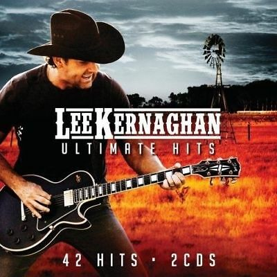 LEE KERNAGHAN Ultimate Hits 2CD BRAND NEW Best Of Greatest Hits 42 Hits