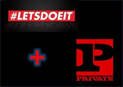 LETSDOEIT + PRIVATE  3 months warranty  INSTANT DELIVERY