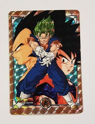 Carte Dragon Ball Z Hors Serie Special Gogeta Legendaire
