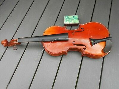 Ancien violon 3/4 copie Antonius STRADIVARIUS cremonenfis faciebo anno 1721