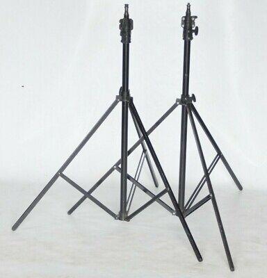 "2 x   89""   2-Section professional  Tripod Light Stand"