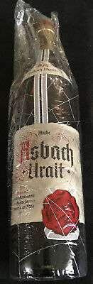 ASBACH URALT alter Weinbrand 38% Vol. 0,7l in Original Cellophan GESCHENK-TIPP