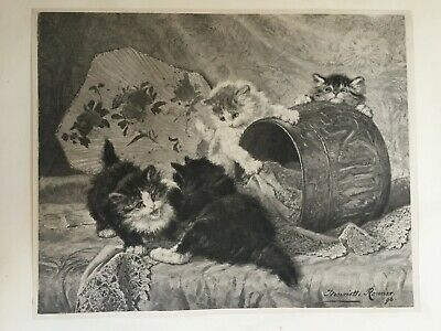 Antique Indenture 1871 Vellum Seals Land Addiscombe Croydon Fire Insurance