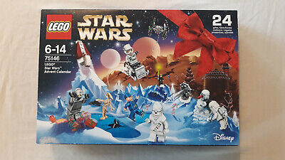 LEGO Star Wars Advent Calendar 2016 (75146) used & complete
