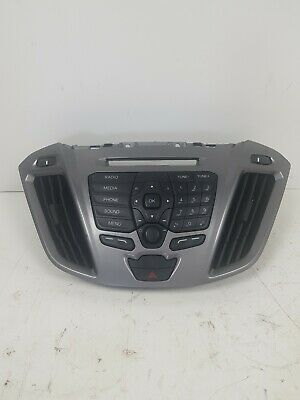 Ford Transit Custom Stereo Front Radio Buttons Switches 2013-2019  Ncs3003177