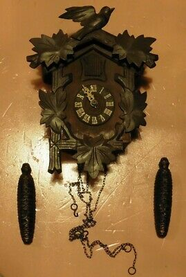 Old Cuckoo Clock for spares