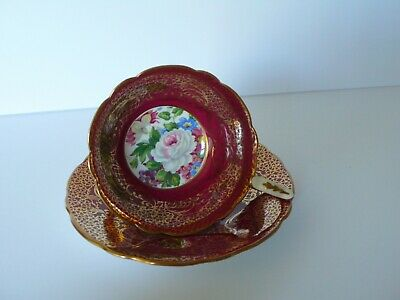 Royal Stafford Floral Cup & Saucer Set