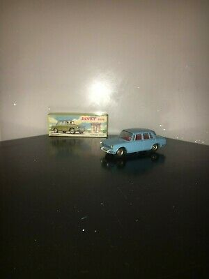 REPLIQUE BOITE SIMCA 1500 BREAK DINKY TOYS 1967