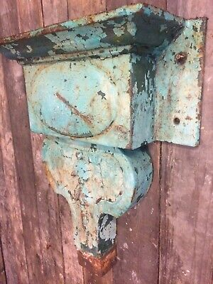 Antique Rain Water Hopper Heavy Cast Iron. Pick up or your own courier.