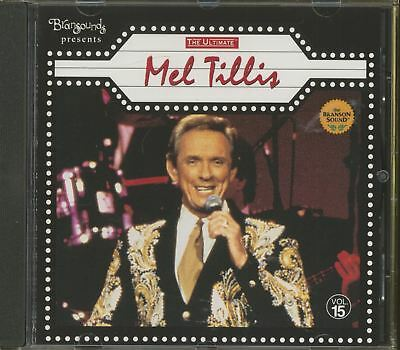 Mel Tillis - The Ultimate Collection CD Album The Greatest Hits