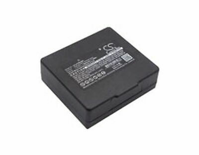 Replacement Battery For Hetronic Harris P5370 3.60V