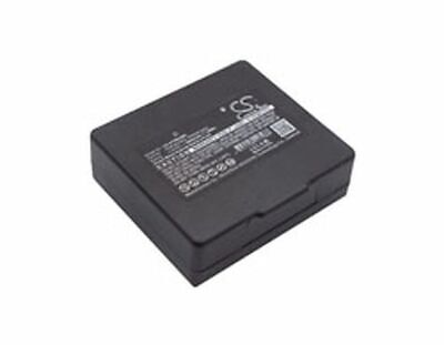 Replacement Battery For Hetronic Harris P7300 3.60V
