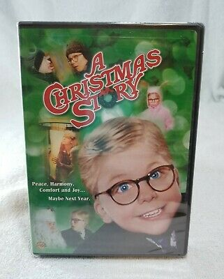 A Christmas Story (DVD, 2007) *Brand New & Sealed*