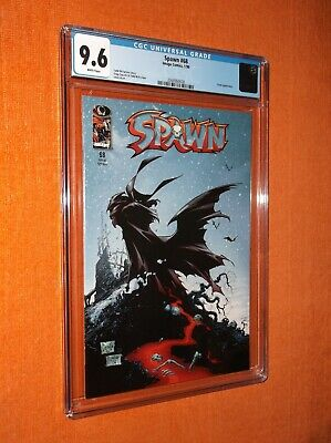 SPAWN #68 CGC 9.6 {Greg Capullo & Todd McFarlane cover/art} - Outstanding cover!