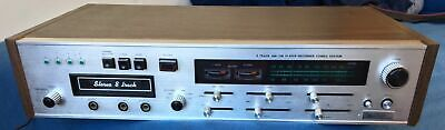 SoundLite 8 Track AM-FM Player/Recorder Stereo System RP-200