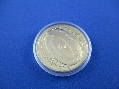 2003 $1 New Zealand - The Lord Of The Rings - The Ring Of Power
