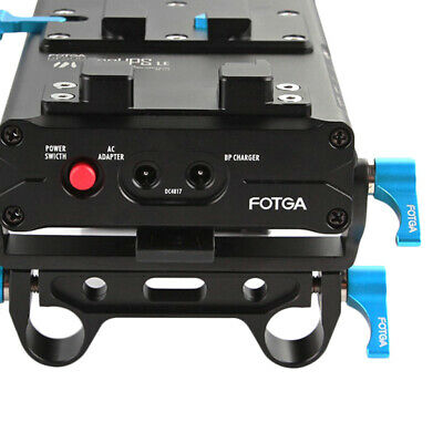 Fotga DP500 V-Mount Uninterrupted Power Supply System Plate And Charger