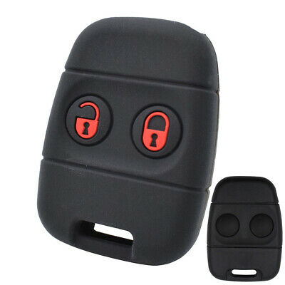 XUKEY Silicone Key Fob Cover Remote Case For Rover 25 45 200 400 MG ZS ZR MGF