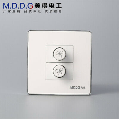 Two-position Governor Fan-poleless Switch Fan Motor Universal Switch