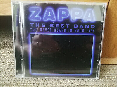 Frank Zappa - Best Band You Never Heard in Your Life (Live Recording, 2012)