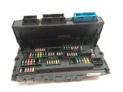 2009 Bmw 750Li Right Front Passenger Power Fuse Box