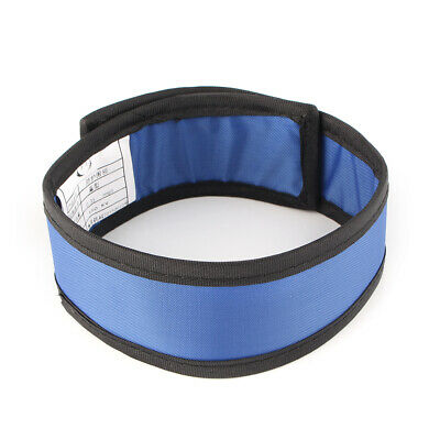 X Ray Protective Collar Lead Gel Thyroid Collar Neck Shield For MRI CT 0.35mm