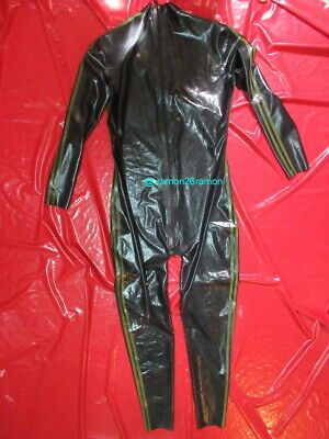 Latexanzug Lazex Anzug Gimp Rubber Suit Gummianzug Latex Catsuit Overall Style