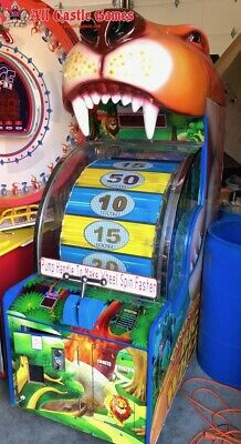 King of the Big Wheel Redemption Game from Family Fun Company