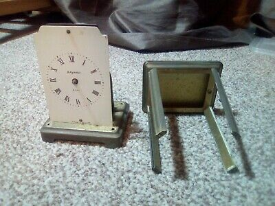 Bayard 8 day  carriage clock SPARES REPAIRS made in france