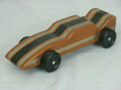 Pinewood Derby Car Lightly Lathed Speed Wheels From