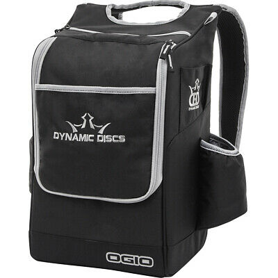 Latitude 64 Disc Golf Backpack Bag , Black and Grey New Brisbane Frisby ladies