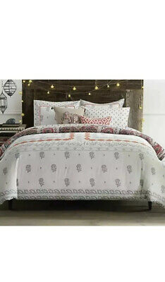 Anthology Jodhpur Reversible 5pc Twin//XL Twin Complete Bed Comforter Sheets Set