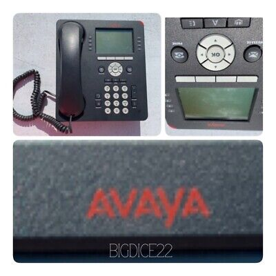 Avaya 9508 Digital Phone Office Good Used Condition W/ Screen Scratches