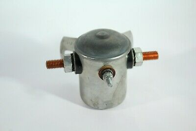 Solenoids Automative 12 Volt 85A Made In Germany Nos
