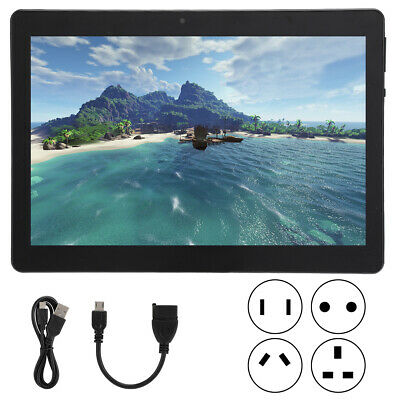 """KT106 10.1"""" Tablet 1+16G 3G Call Dual Cameras 1280x800 BT2.0 WIFI for Android6.0"""