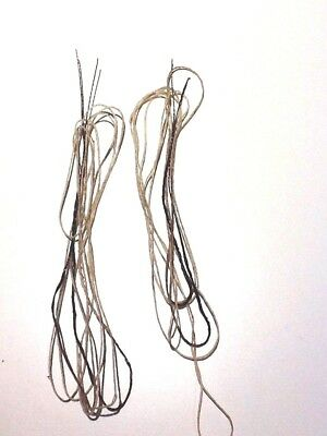 SM15 Wire Bristles Threads Hand Sewing Welts Soles Tools Shoemakers Cobblers