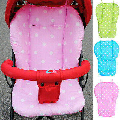 Baby Stroller Cushion Printed Padding Pram Pushchair Seat  Accessory Pads