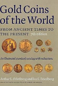 Gold Coins of the World | Buch | Zustand sehr gut